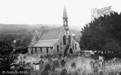 Llandogo, Church Of St Oudoceus c.1960