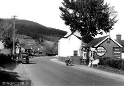 Llandogo, Dorothy's Stores c.1955