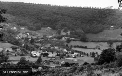 Llandogo, From Floraworth c.1960