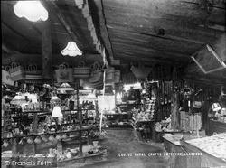 Llandogo, Rural Crafts Interior c.1960