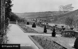 Llandogo, The Priory Terrace c.1955
