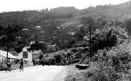 Llandogo, the Village c1955