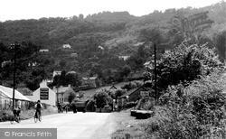 Llandogo, The Village c.1955