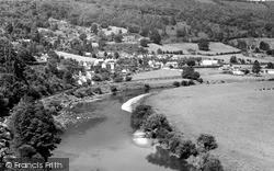 Llandogo, Wye Valley c.1961