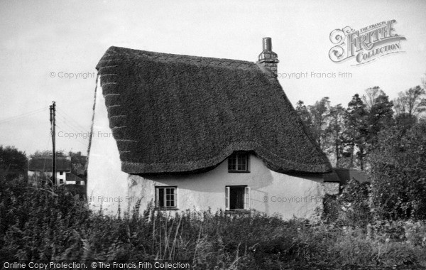 Photo of Llandough, Rose Cottage c1955