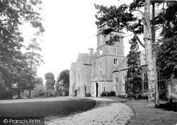 Llandovery, College c.1960