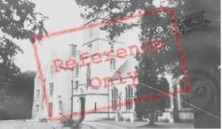 College Church c.1965, Llandovery