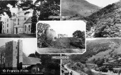 Llandovery, Composite c.1955