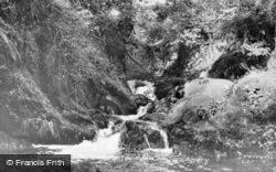 Pontnewydd Falls c.1960, Llandovery