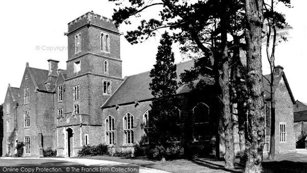 Photo of Llandovery, The College c.1960