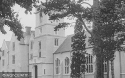 Llandovery, The College c.1960