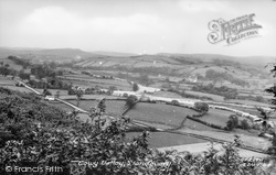 Llandovery, Towy Valley  c.1960