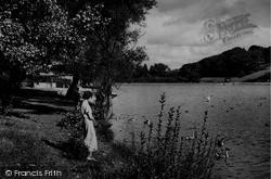Llandrindod Wells, c.1950