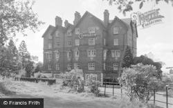 Llandrindod Wells, Commodore Hotel 1958