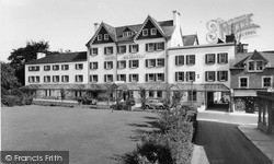 Llandrindod Wells, Hotel Metropole 1958