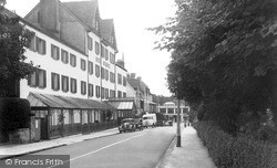Llandrindod Wells, Hotel Metropole c.1950
