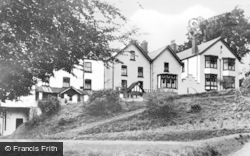 Llandrindod Wells, Rock Park Hotel c.1950