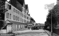 Llandrindod Wells, Temple Street 1949