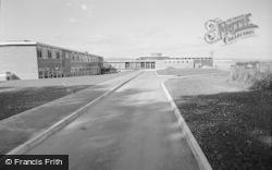 Llandrindod Wells, The Grammar School 1958