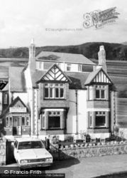 Llandudno, Cranleigh Hotel c.1965