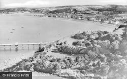 Llandudno, From Great Orme Head c.1946