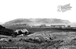 Llandudno, From Quarries 1890
