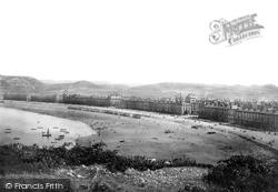 From The Camera Obscura 1890, Llandudno