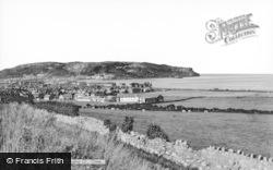 Llandudno, Great Orme c.1960