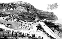 Llandudno, Happy Valley 1890