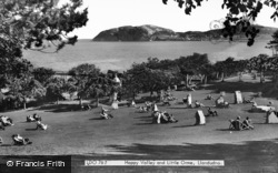 Llandudno, Happy Valley And Little Orme c.1965