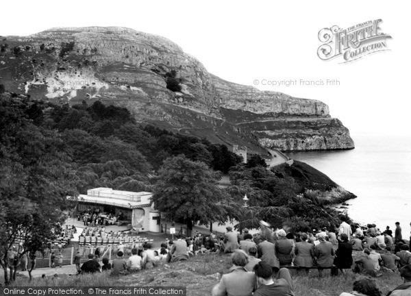 Photo of Llandudno, Happy Valley c1960