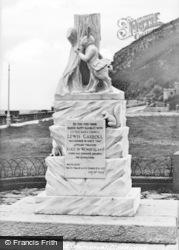 Llandudno, Lewis Carroll Memorial c.1950