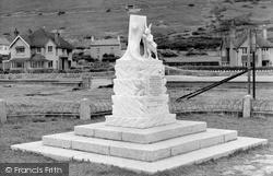 Llandudno, Lewis Carroll Monument c.1960