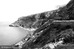 Marine Drive 1890, Llandudno