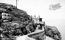Llandudno, Marine Drive 1890