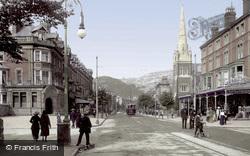 Mostyn Street 1913, Llandudno