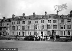Llandudno, Ormescliffe Hotel c.1950