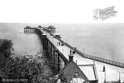 Llandudno, Pier 1890