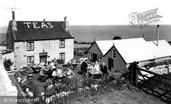 Llandudno, Pink Farm Cafe c.1960