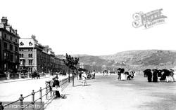 Llandudno, Promenade 1890