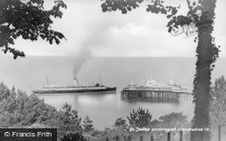 Llandudno, St Tudno Arriving c.1946