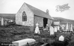 Llandudno, St Tudno's Church, North East 1890