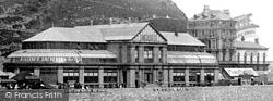 Llandudno, The Baths Hotel 1892