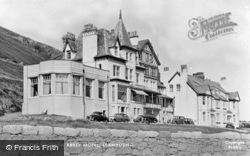 The Gogarth Abbey Hotel c.1955, Llandudno
