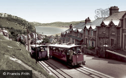The Great Orme Railway c.1960, Llandudno