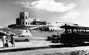 Llandudno, the Hotel, Great Orme Summit c1960