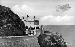 Llandudno, The Lighthouse c.1946