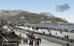 The Parade 1895, Llandudno