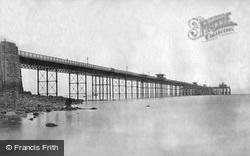 The Pier c.1877, Llandudno