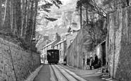 Llandudno, Tram Track c1935